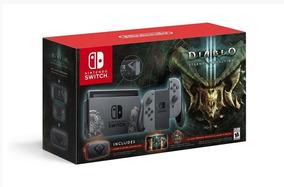 Console Nintendo Switch Diablo 3 Eternal Collection Ed.