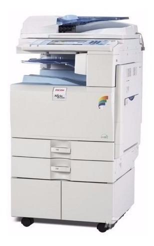 Multifuncional A3 Laser Color Ricoh Mp C2051 Seminova Ref 88