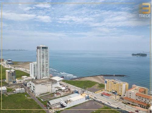 Imagen 1 de 30 de Departamento En Torre Atelier Con Espectacular Vista Al Mar