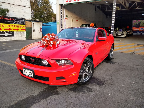 Ford Mustang Gt 5.0l Premium 2014, Con 40,072 Kms