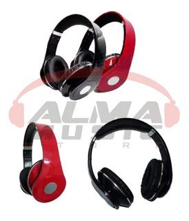 Auricular Moon Ma2330 Profesional Color Negro O Roja
