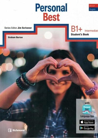 Personal Best B1+ Intermediate Student´s Book - British