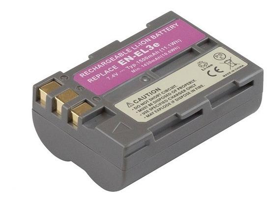 Bateria Para Camera Digital Nikon En-el3e