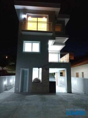 Casa Em Condomínio - Residencial New Ville - Sp - 631398