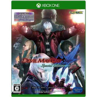 Devil May Cry 4 Special Edition Xbox One Online