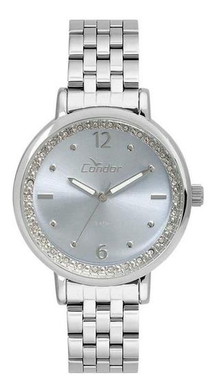 Relógio Condor Feminino Co2035fng/3a Prata