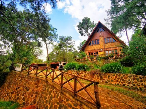 Cabaña En Venta En Mazamitla