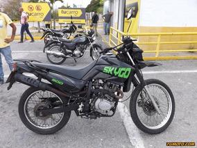 Skygo Sg 200 126 Cc - 250 Cc