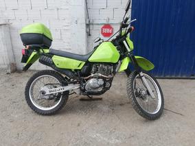 Suzuki-drx 200
