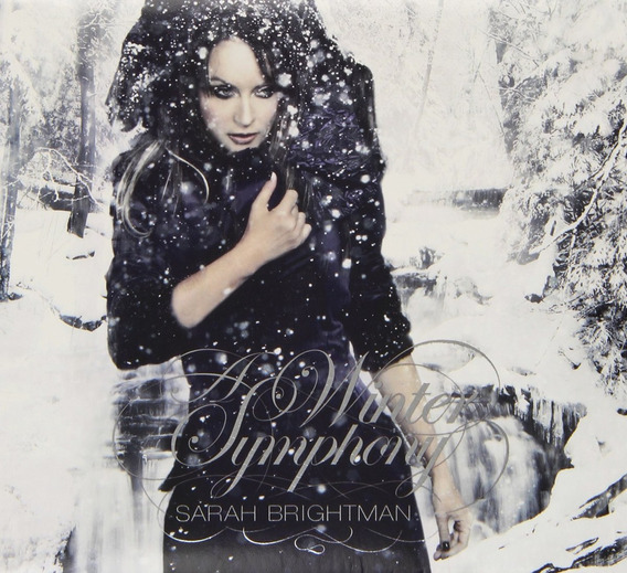 Cd : Sarah Brightman - A Winter Symphony