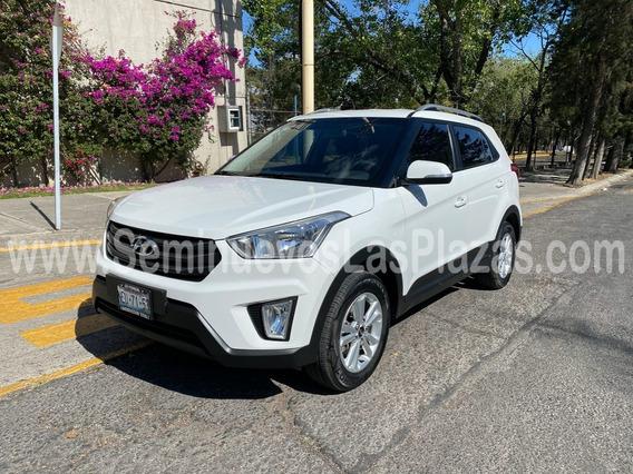 Hyundai Creta 2018 Gls Estandar Clima Excelente Estado!