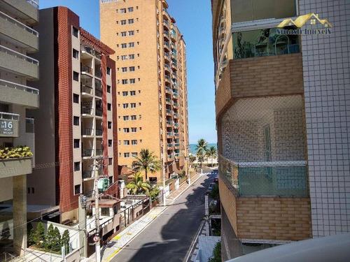 Imagem 1 de 30 de Torre Del Mar - Canto Do Forte Com 139m² - 3 Dormitórios E 2 Vagas - Ap0432
