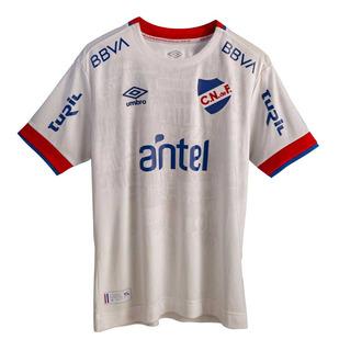 Camiseta Remera Umbro Nacional Con Sponsor Oficial Mvdsport
