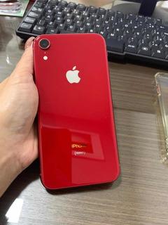 iPhone Xr Red De 128gb