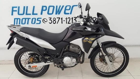 Honda Xre 300 Preta 2014
