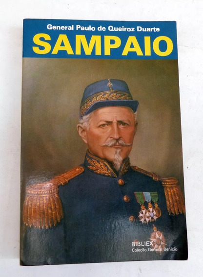 Livro - Sampaio - General Paulo De Queiroz Duarte
