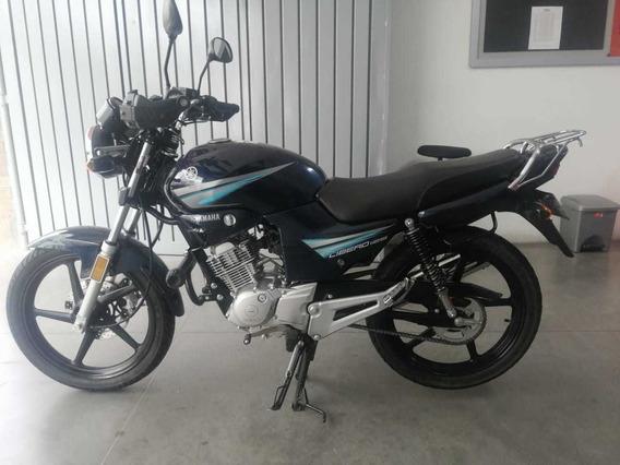 Yamaha Libero 125 Mod. 2020, Color Azul
