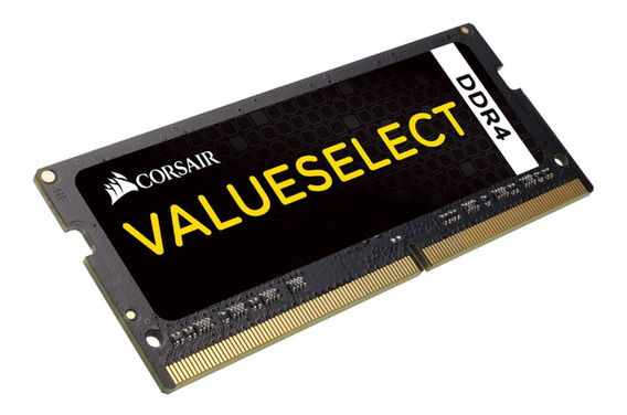 Memoria Ram Corsair Value Select 8gb Ddr4 Sodimm 2133 Mhz