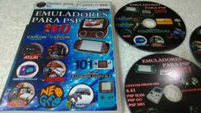 Pack Emuladores Para Psp-10,mil Jogos Colecionador