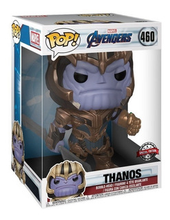 Funko Pop Avengers 460 10 Thanos Nuevo Original Magic4ever