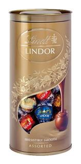 Chocolate Lindt Lindor Assorted Tubo 400g