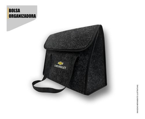 Bolsa Organizadora Porta Malas Universal Chevrolet Tracker