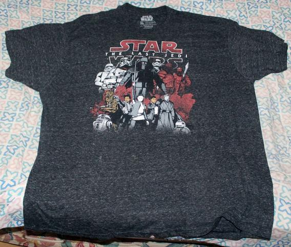 Remera Star Wars: The Last Jedi