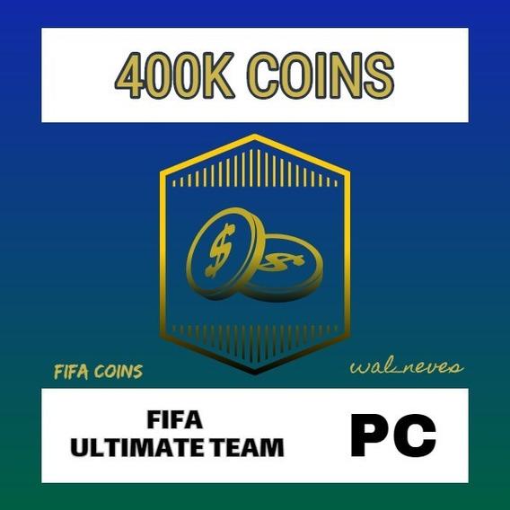 Coins Fifa Pc 400.000