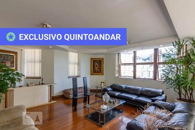 Apartamento No 8º Andar Mobiliado Com 4 Dormitórios E 3 Garagens - Id: 892882688 - 182688