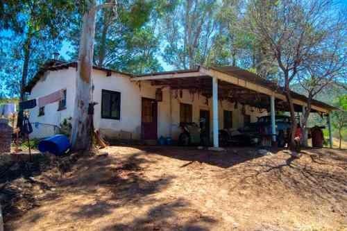 Rancho A La Venta Para Ganadería Y/o Turismo De Eco-aventura, Tecate B.c.
