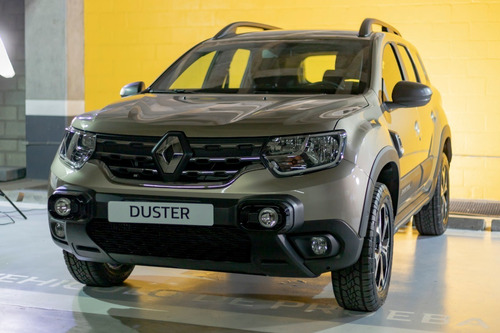 Renault Nueva Duster Intens 4x4 Outsider Mecánica - 2022
