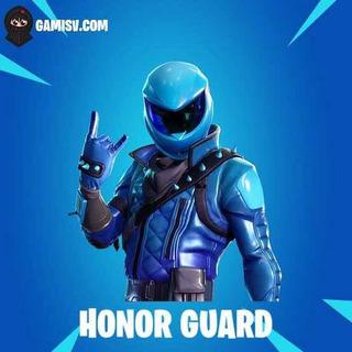 Skin Honor Guard