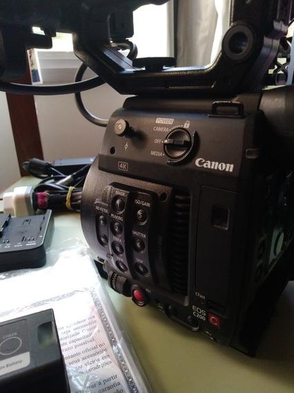 Canon C200 Cinema Camera Ef/pl