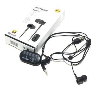 Auriculares Bluetooth Mp3 Con Microsd Radio Fm, Manos Libres