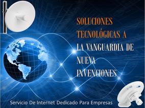 Servicio De Internet Dedicado Con Soluciones Innovadoras
