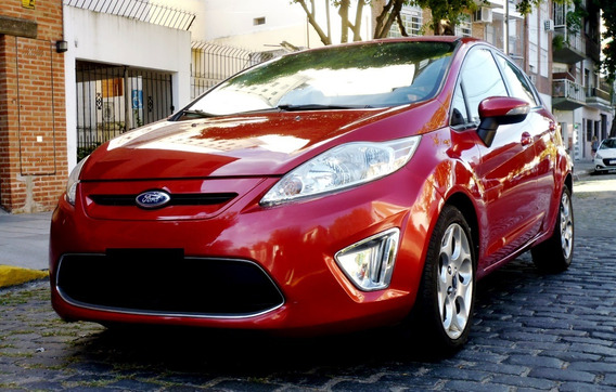 Ford Fiesta Kinetic Titanium 1.6 Impecable / Permuto //
