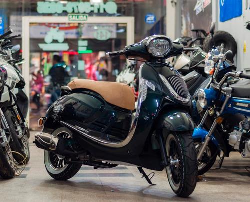 Scooter 150 Motomel Strato Alpino Entrega Inmediata Megamoto