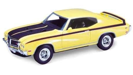 Buick Gsx 1970 Auto 1:24 Welly Lionels 2433