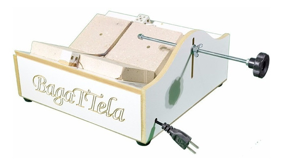 Maquina Eletrica Cortar De Garrafas Vidro 770w Super Rápido