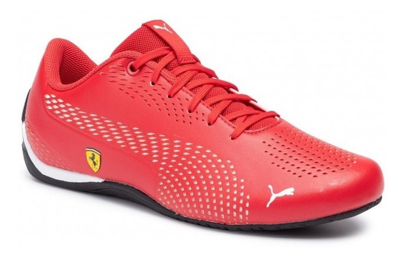 Puma Sf Drift Cat 5 Ultra Ii Rosso Corsa-puma White 30642205