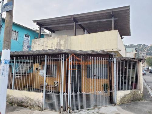 Casa À Venda Por R$ 320.000,00 - Itaquera - São Paulo/sp - Ca0057