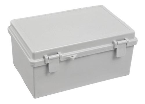 Gabinete De Plástico Para Exterior Ip65 Cierre Por Broche