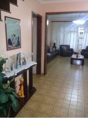 Casa Com 3 Dorms, Centro, São Vicente - R$ 700 Mil, Cod: 535 - V535