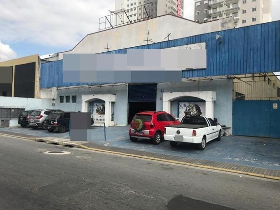 Salão Para Alugar, 1047 M² Por R$ 20.000/mês - Vila Galvão - Guarulhos/sp - Sl0562