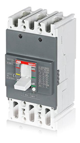 Interruptor Abb Formula Fijo 125a 3p Tmf 25ka A 240v