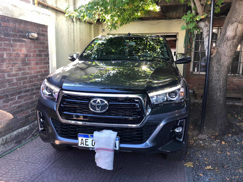 Toyota Hilux 2.8 Cd Srx 177cv 4x2 2020