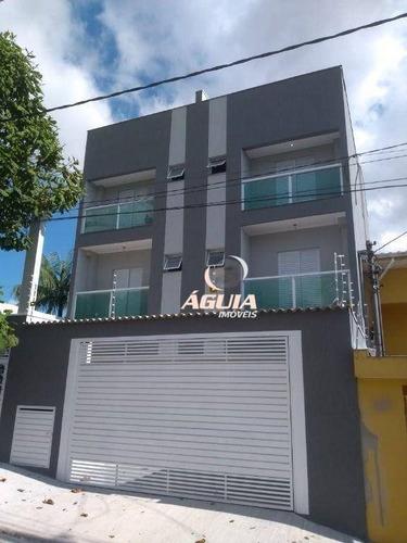 Imagem 1 de 10 de Apartamento À Venda, 49 M² Por R$ 265.000,00 - Parque Oratório - Santo André/sp - Ap2857