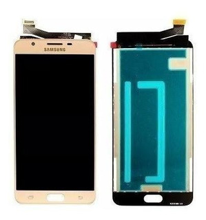 Frontal Tela Display Touch Galaxy J7 Prime G610m