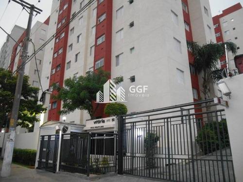 Imagem 1 de 19 de Apartamento No Talarico Sem Vaga De Garagem, 2 Dorms, 53 M² - 32