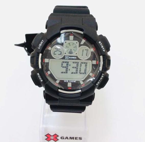 Relógio X-games Masculino Modelo Esportivo